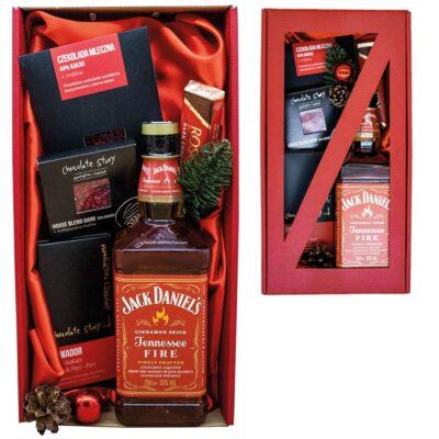 zestaw prezentowy z whisky