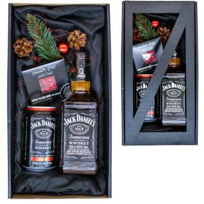 zestaw prezentowy z whisky jack Daniels
