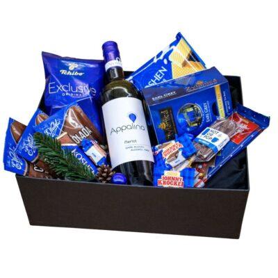 zestaw prezentowy z winem bezalkoholowym