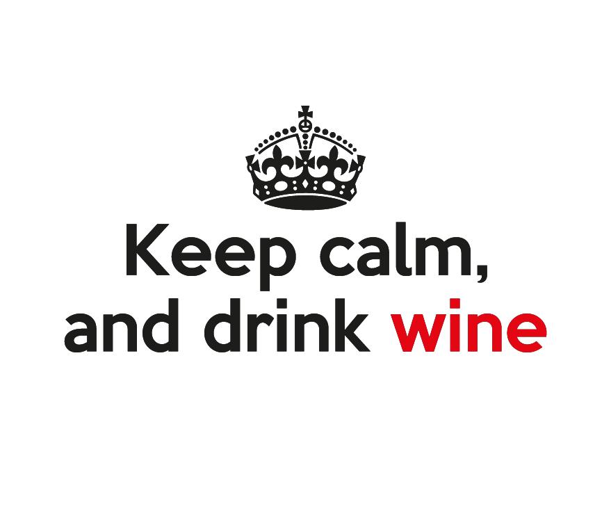 Keep calm Otwierana