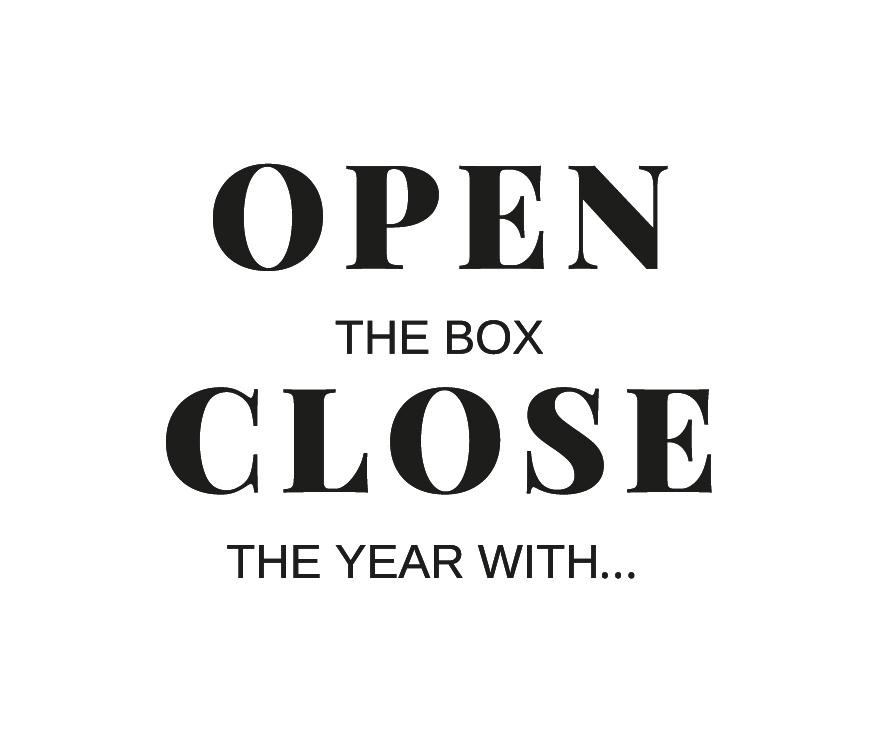 Open the box Otwierana