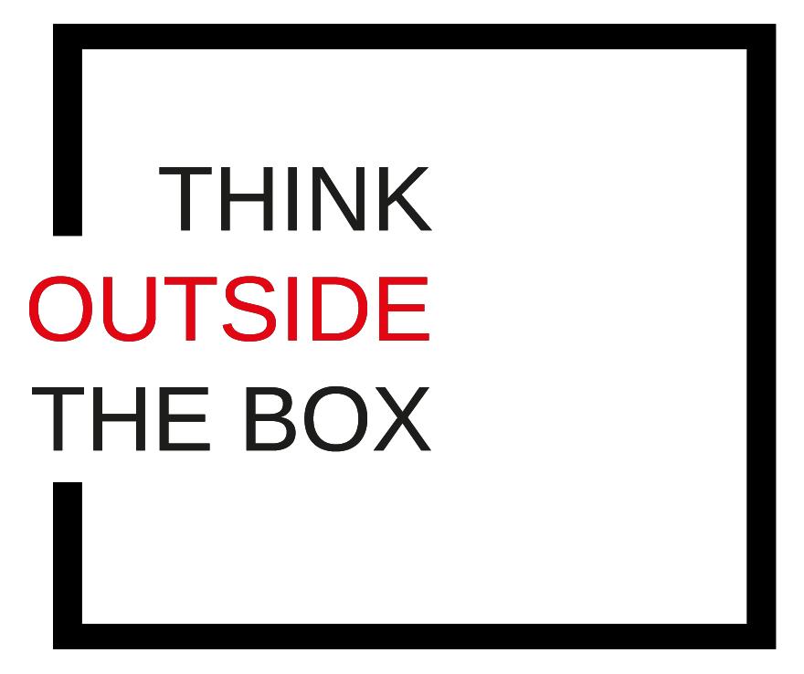 Think Outside Otwierana